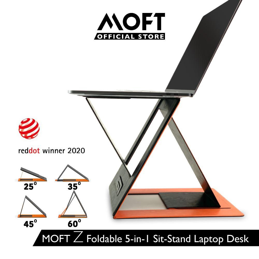 MOFT Z 5-in-1 Sit-Stand Desk